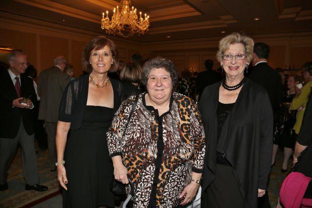 Christine Lyss, Lindi Spitzer-Avatin, Terry Hieken