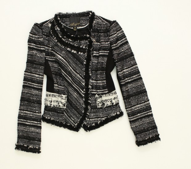trend Maguinn jacket, $370, Esther