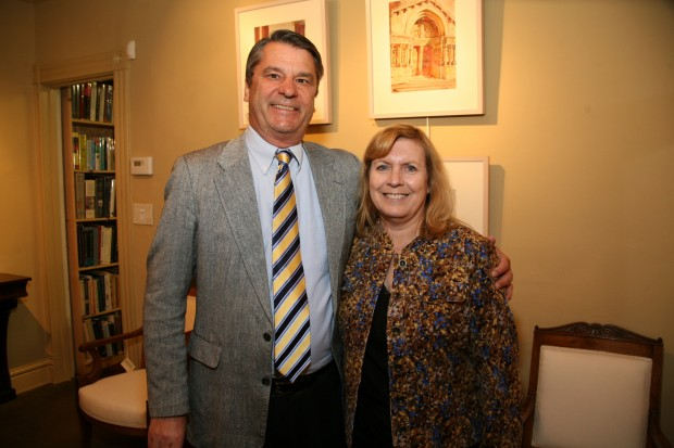 Wallace H. Smith Reception at Clark Graves Antiques