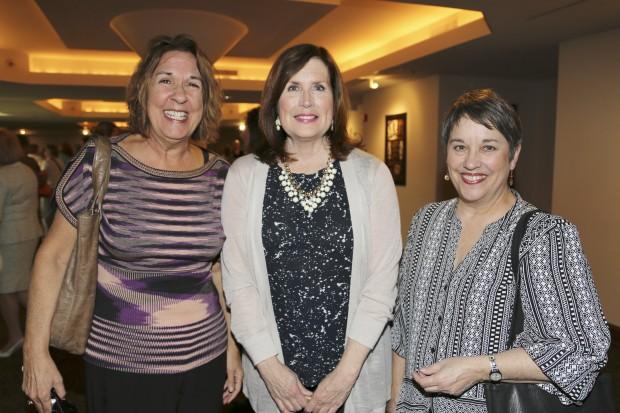 Stellie Siteman, Cynthia Prost, Carol Orth