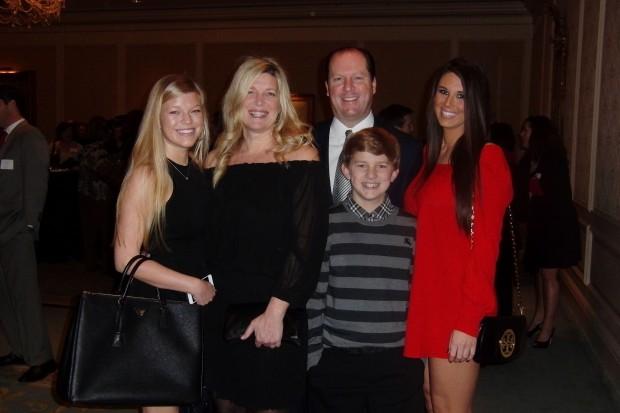 Casey Shanahan, Danielle Shanahan, Mike Shanahan, Michael Shanahan, Paula Shanahan