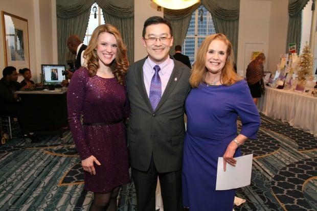Rachel Palmisano, Kevin Cheung, Barbara Langsam-Shuman