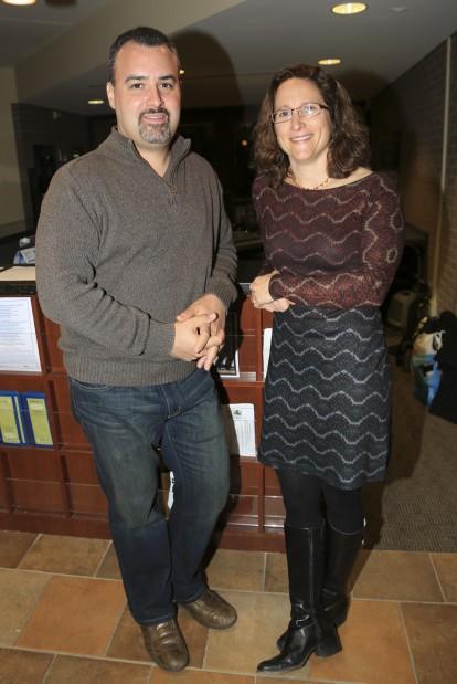 David Schenberg, Karen Handelman