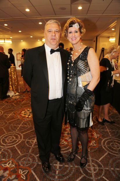 Martin and Karen Evans