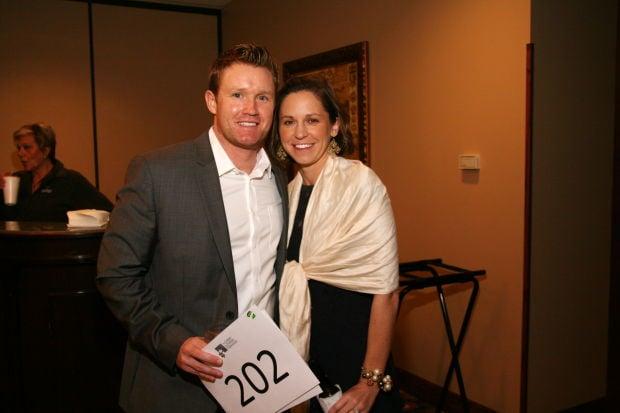 John and Tanya McCormack
