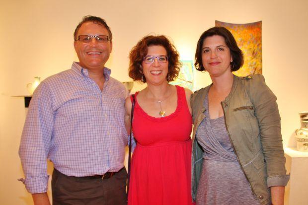 Gene and Terri Jacobson (Board Member), Stefanie Kirland