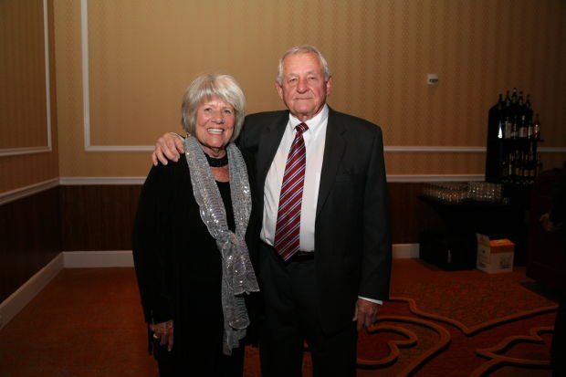 Lucy and Jim Baker