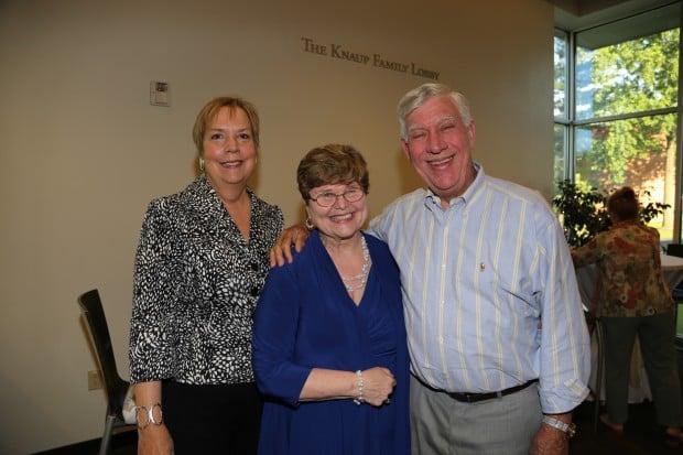 Mary Dee Schmidt, Maggie Ryan, Ed Schmidt