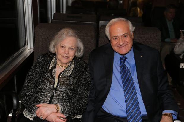 Arleen and Phil Korenblat