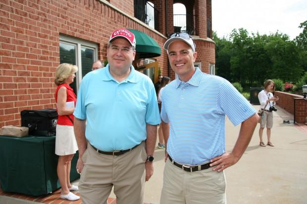 Jeff Reed, Todd Fuller