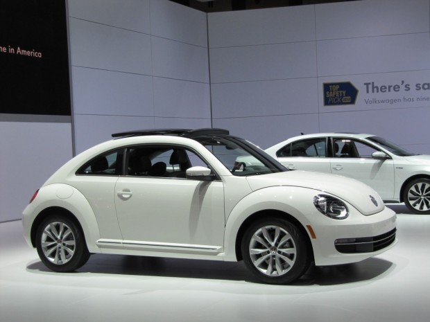New Volkswagen Beetle