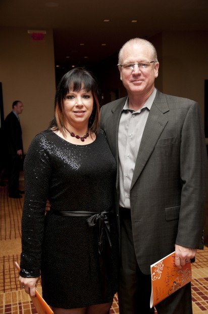 Lois Adams, Chuck Bauman