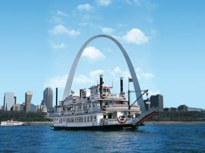 Gateway Arch Riverboat Cruises