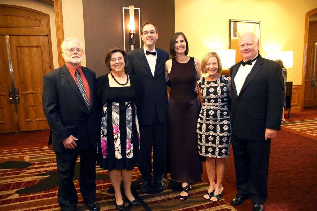 Jim and Carolyn Martin, Jeff and Amelia Schultz, Dave and Vicki Kozeny
