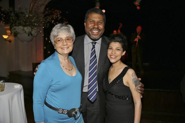 Janet Brown, Gene Dobbs Bradford, Mollie Reuter