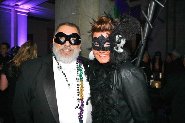 Mayor's Mardi Gras