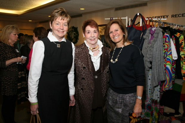 Maureen Herrmann, Polly Walsh, Lyn Castellano