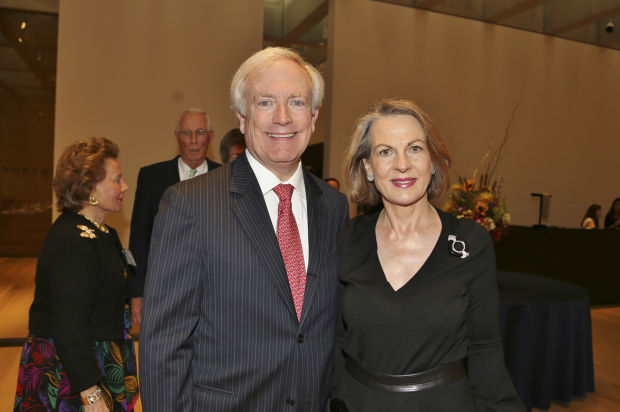 Tom and Ulrike Schlafly