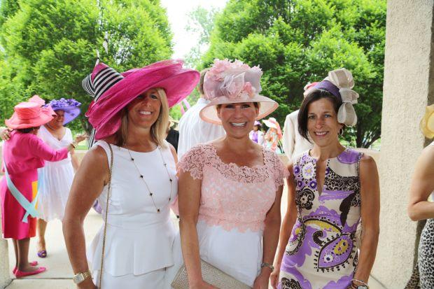 Liz Weinstein, Ann Perry, Pam Trapp