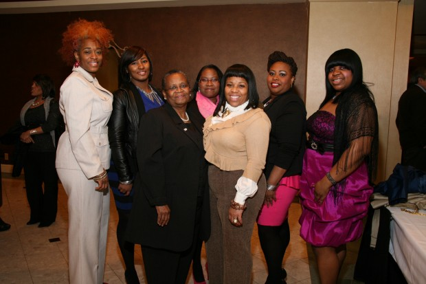 Adrienne Myles, Candice Reid, Virginia Gray, Dwana Smith, Voltaire Gregory, Elizabeth Jackson, Pamela Current