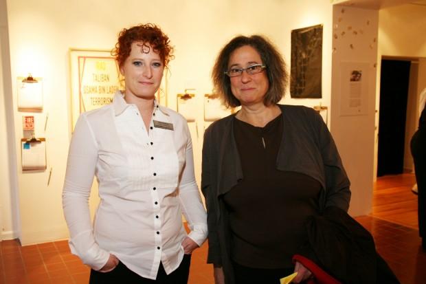 Dana Turkovic, Jessica Stockholder