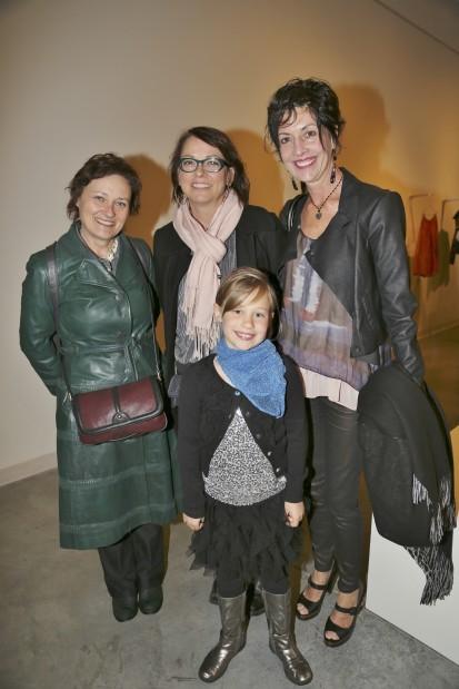 Carol Crudden, Vivian Ogier, Clara Hodzic, Carol Dyer