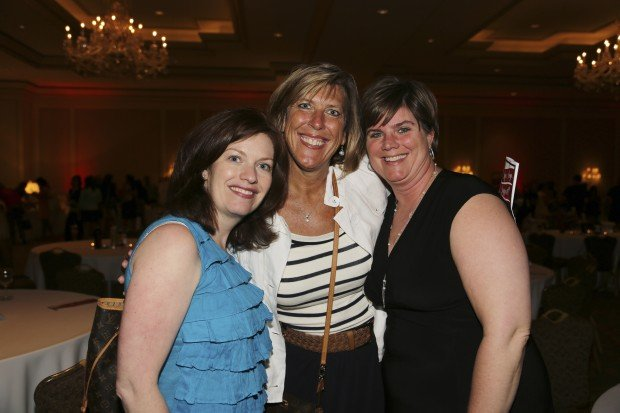 Michelle Stone, Tina Vonderhaar, Mary Laurent