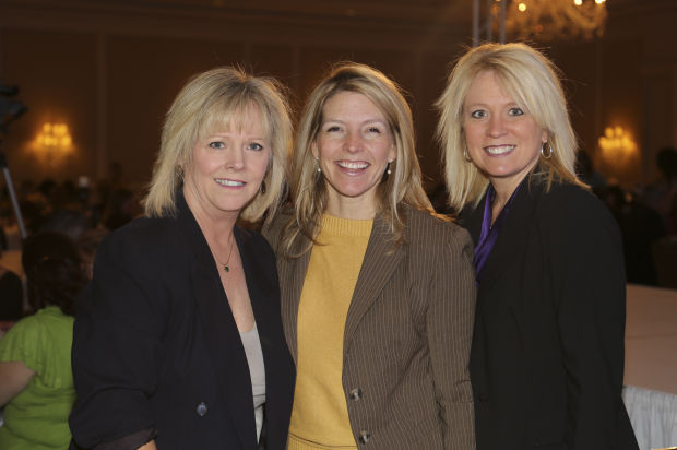 Rhonda Morrow, Tanya Lieber, Tracy Brees