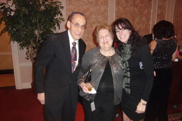 Martin and Margaret Israel, Ari Niknejadi