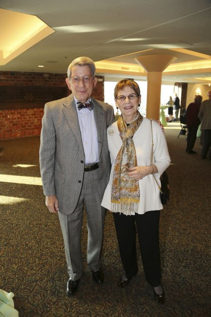 Walter and Jennifer Shifrin