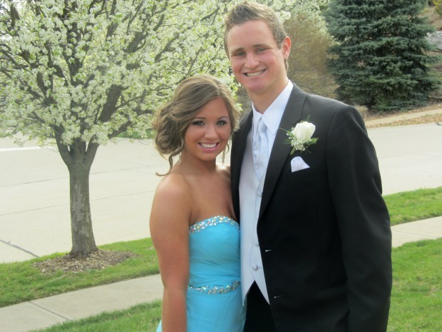 Mackenzie Puricelli and Matt Wagoner