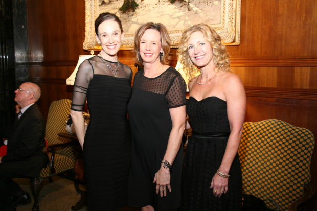 Chris Maurer, Stephanie Croghan, Anne Cochran