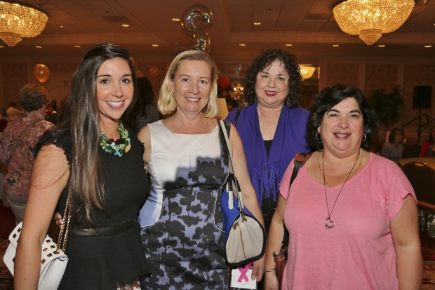 Kristen Wymore, Lisa Forsyth, Kathy Ahrens, Mary Ann Wymore
