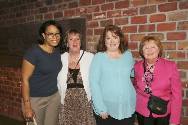 Nicole Hollway, Nancy Jennings, Susan Rowe, Barb Harris