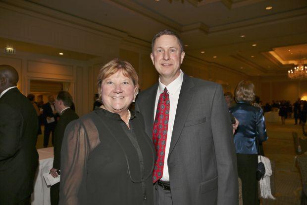Sarah and Greg Riss