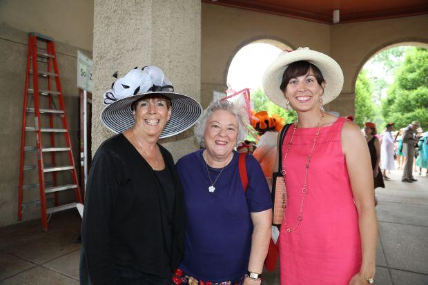 Suzanne Weber, Maureen Clever, Jill Egelhoff