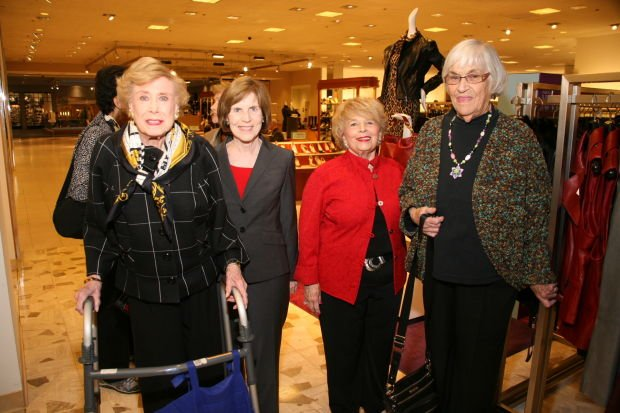 Lois Ross, Margaret Donnelly, Eileen Edelman, Beverly Abrams