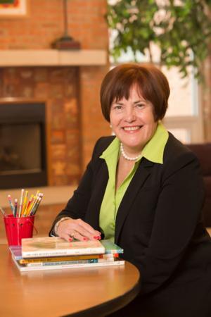 Patricia Shipley, head of school at Rossman