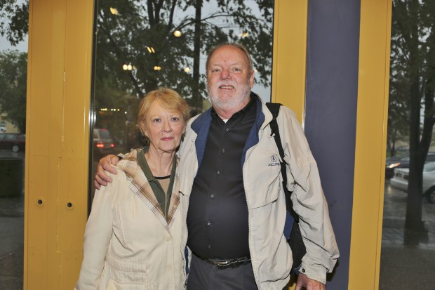 Karen and Morrie Fletcher