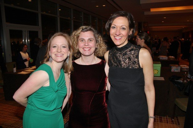 Amy Hogenson, Rachel Rose, Nickie Kolovos