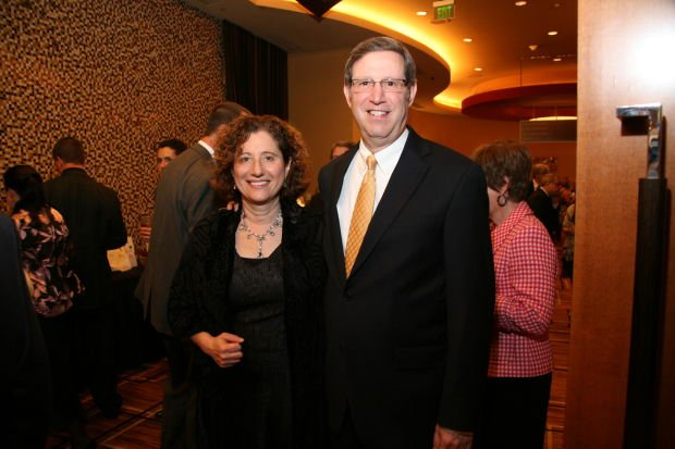 Marcie Mayer, Richard Eisen