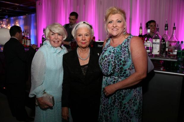 Ann Lux, Jean Grossman, Paige Brewer