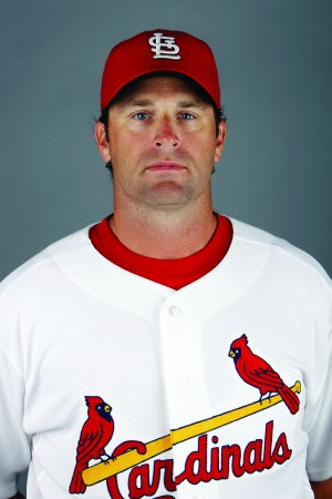 CORRECTION Cardinals Matheny