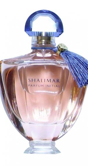 Guerlain's Shalimar Parfum Initial