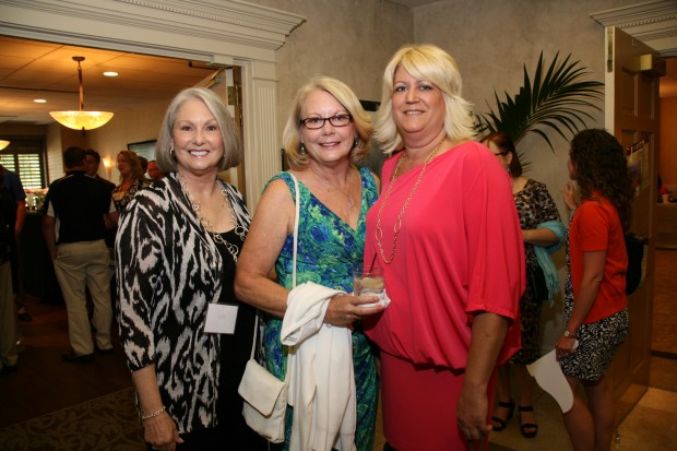 Lois Fehrenbacher, Janet Adkins, Tina Ricks