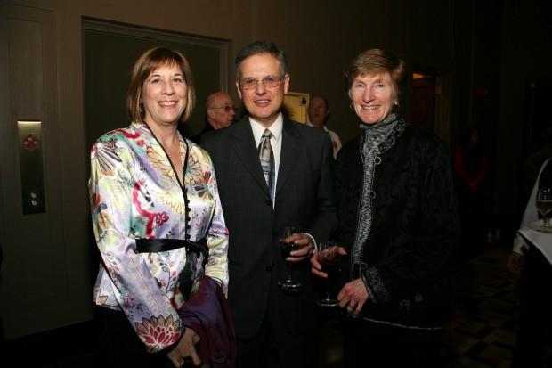 Marcia Sokol-Anderson, Joel and Maxine Goldstein