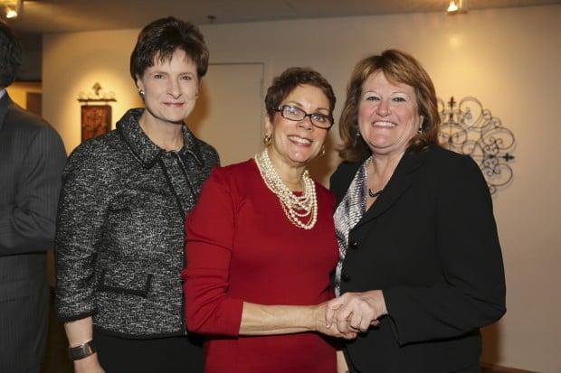 Debra Hollingsworth, Marilyn Sheperd, Patty Wente