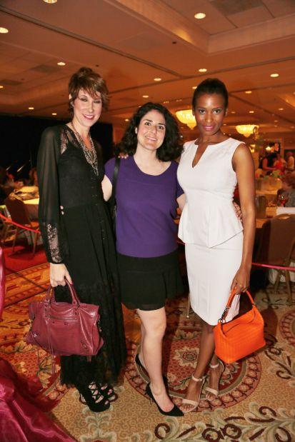 Melissa Pfautch, Lauren Dunning, Keesha White