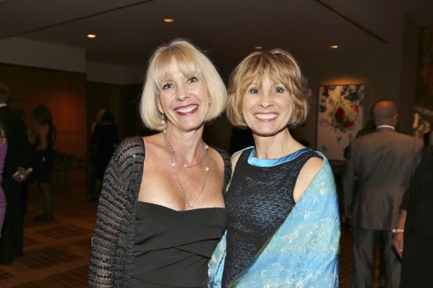 Pam Johnston, Diana Scheuer
