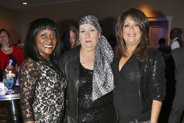 Nina Fields, Deanna Osborne, Kathy Kleiman